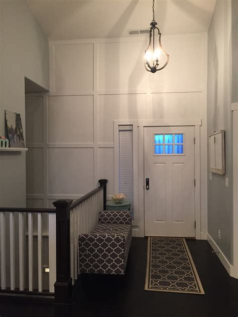 coffered walls coffered entry wall american heritage homes