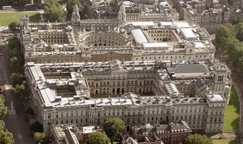 Foreign Office by Britain Is Flying Blind In International Crises After