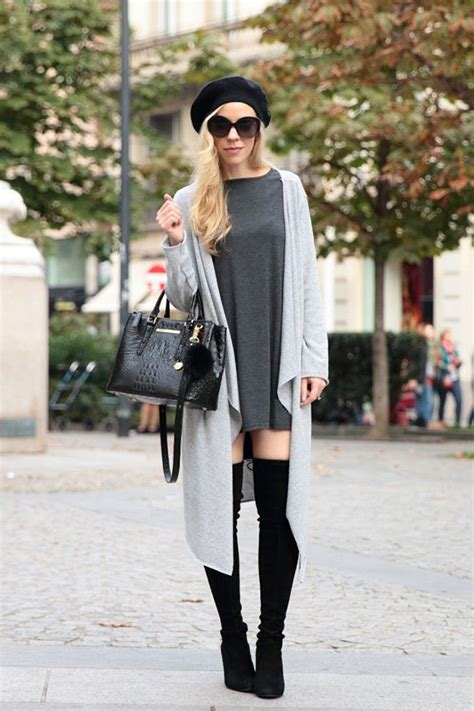 Sweater Wanita Fullprint Of Socks 20 style tips on how to wear cardigans this winter