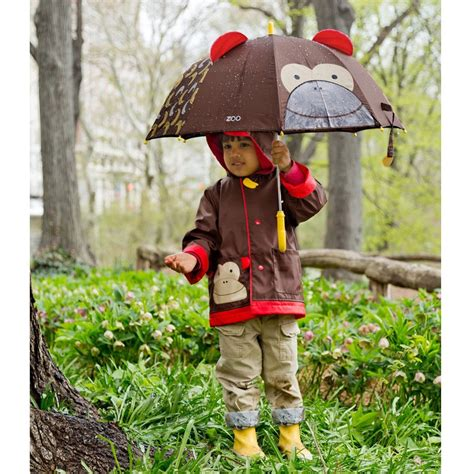260517 a monkey s raincoat skip hop zoo raincoat monkey babyonline