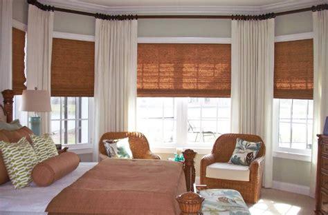 master bedroom window treatments tropical bedroom