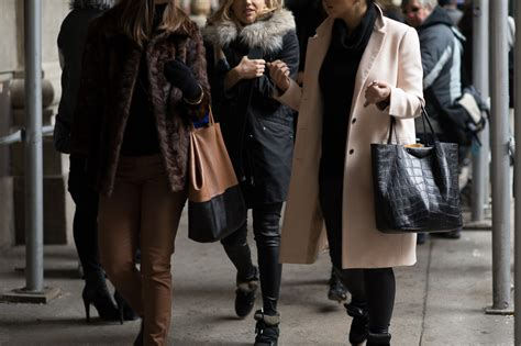 The Seen New York Fashion Week Day Four by The Best Bags Of New York Fashion Week Day 4 Page 7 Of