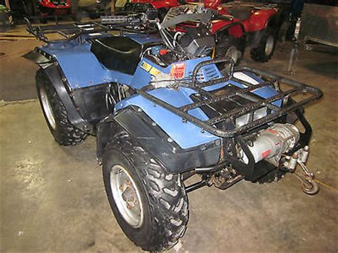1995 Suzuki King 300 1995 Suzuki King 300 4x4 With 20 Plus Gears Winch