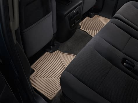 2004 Ford Explorer Floor Mats by Weathertech 174 All Weather Floor Mats Ford Explorer 2004 2010 Ebay