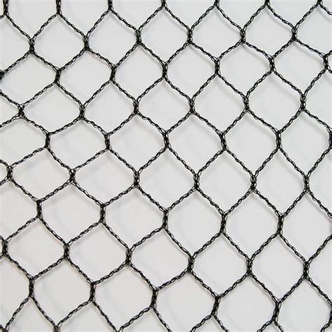 heavyweight polyethylene game bird netting 6 25 x 150