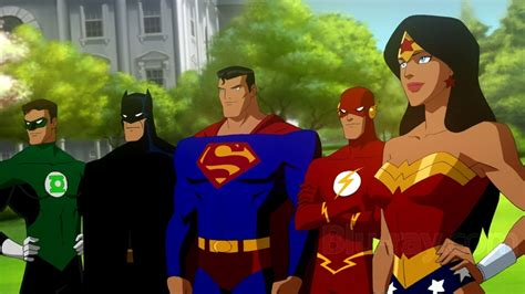 justice league crisis on two earths 2010 film online justice league crisis on two earths 2010 a review