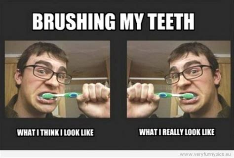 Brushing Teeth Meme - what i look for is neither reality nor u by amedeo