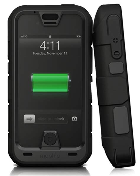 mophie rugged mophie juice pack pro rugged iphone battery is tough and itech news net