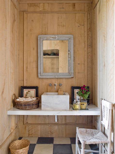 bagno country uno splendido bagno country in vimini e legno