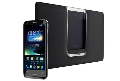 Handphone Asus Padfone 2 asus padfone 2 pictured in white