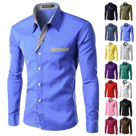 Branded Shirt 2018 Formal Dress Shirt Deal