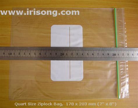 irisong packaging free item
