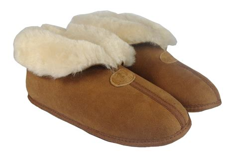 new zealand slippers sheepskin bootie slippers from new zealand stocked by cool