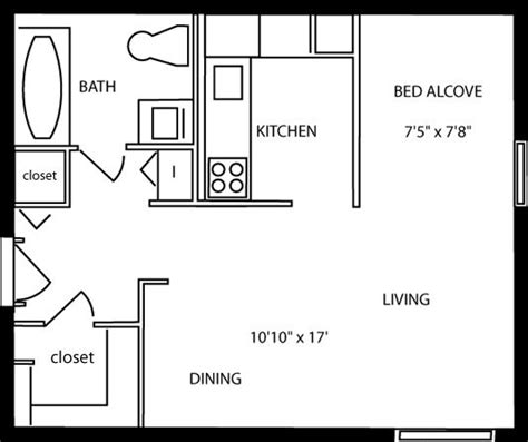 studio apt floor plans 25 best ideas about studio apartment floor plans on