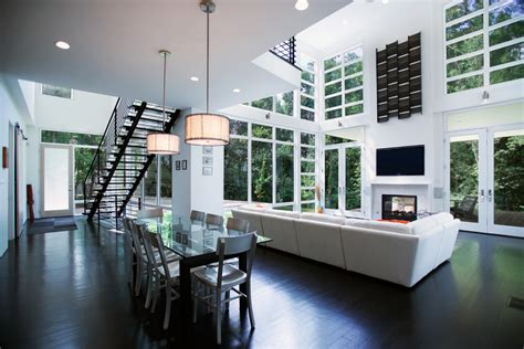 how to choose lighting for open concept drum style dining room lighting for high ceiling with