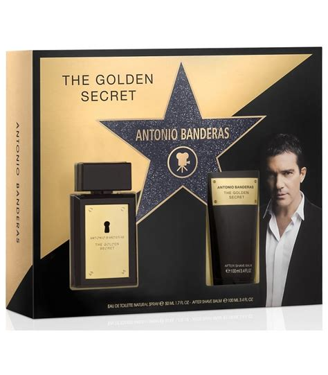 Parfum Antonio Banderas The Golden Secret the golden secret of antonio banderas