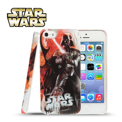 Iphone 5 5s Se Adidas Darth Vader Starwars Casing Hardcase iphone se 5s 5 wars darth vader fight battle back limited edition iqcubes
