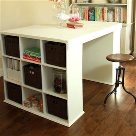craft bench diy bookcase bench diy craft table 15 great work