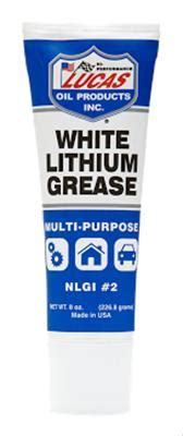 Lucas White Lithium Grease lucas white lithium grease 10533 free shipping on orders 99 at summit racing