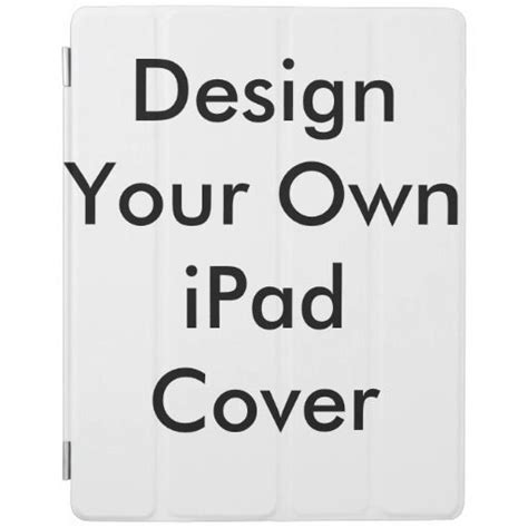 create your own ipad cover add your own pictures and