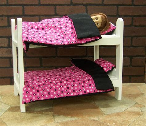 american doll bed american girl doll bunk bed