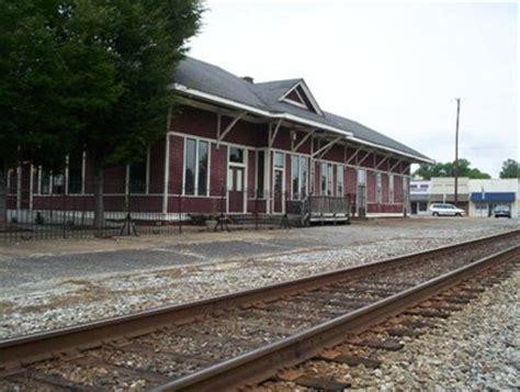 athens passenger depot athens alabama stations