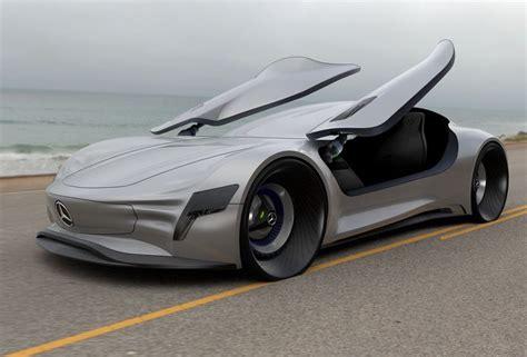 Kaca Mobil Mercedes tak ada kaca depan sing di mobil masa depan mercedes