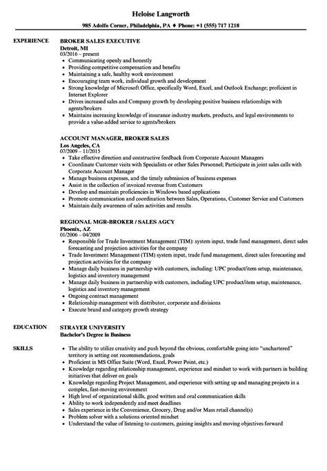 Floor Broker Cover Letter by Floor Broker Sle Resume Quote Sles Templates Cover Letter Exles Purdue