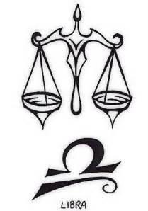 libra tattoo symbol libra tattoos