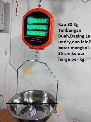 Timbangan Elektrik Gantung harga timbangan gantung harga timbangan