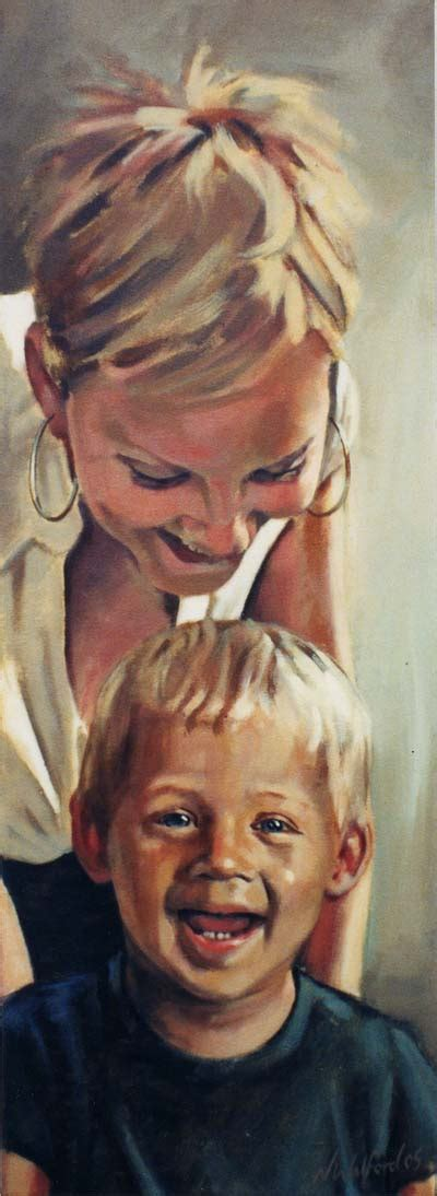 parent directory pedomom mother and child portraits by nik walford artwork