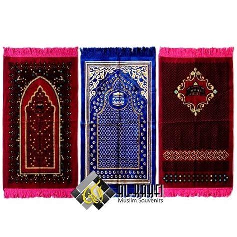 Sajadah Turki Mini Alydrus sajadah turkey velteksa sedang souvenir tahlilan