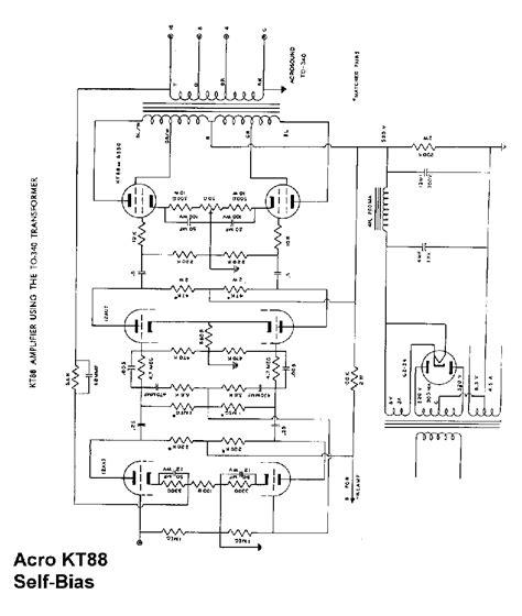 220k grid resistor acrosound altec and dynaco