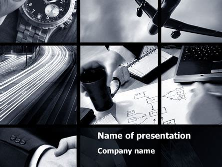 6 Facets Of Effective Listening For Powerpoint Powerpoint Photo Collage Template
