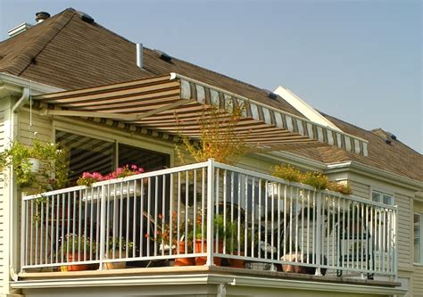 Patio Awning Fabric Canada The Brasilia Retractable Awning Patio Awnings