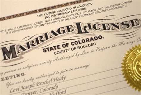 Denver County Marriage Records Colo Ag Extends Deadline For Boulder County In Marriage License Debacle Lgbtq Nation
