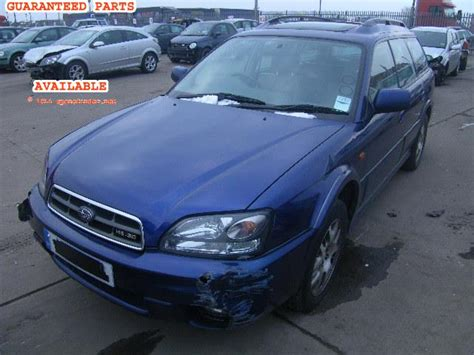 subaru outback car parts subaru legacy breakers legacy outback dismantlers
