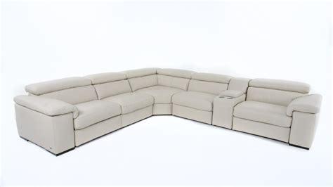 natuzzi leather power reclining sectional natuzzi editions b620 b620 sectional six piece power