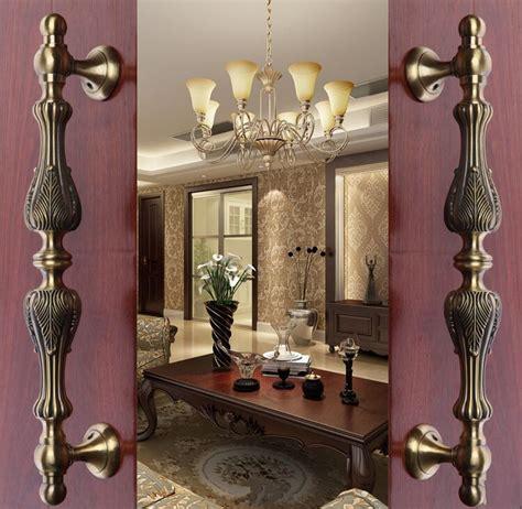 vintage front door handles buy wholesale door handles bronze from china door