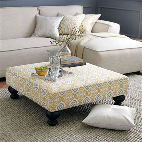 ottoman from coffee table diy pallet ottoman instructions diy pallets designs