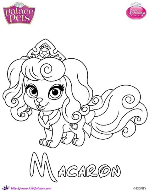 coloring pages palace pets disney s princess palace pets free coloring pages and