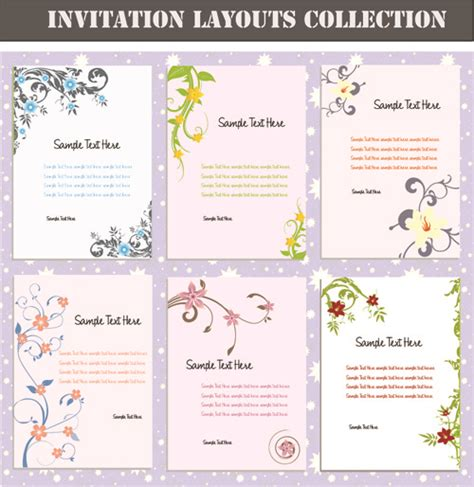 Wedding Invitation Layout Sle by Sle Of Wedding Invitations Design Wedding Invitation