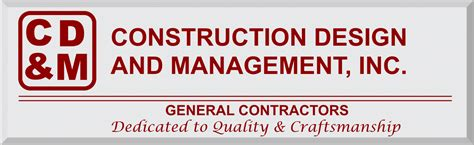 design management inc welcome to construction design management inc