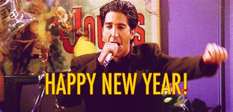 happy new year gif friends happy new year gifs find on giphy