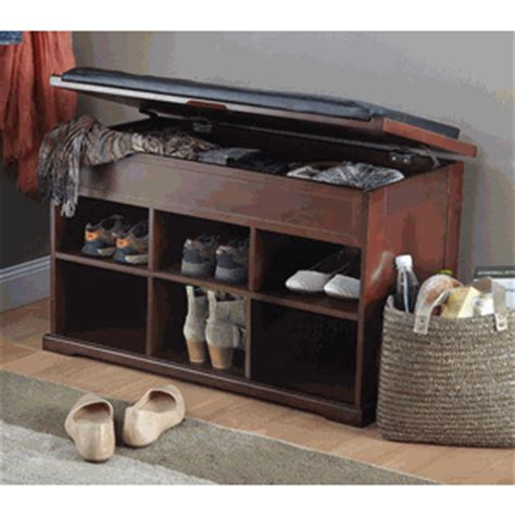 shoe storage bench with cushion shoe storage bench with cushion top