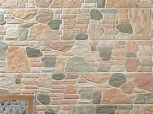 outdoor porcelain stoneware wall tiles with stone effect stone wall by realonda