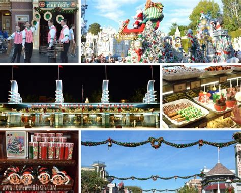 holidays at disneyland top picks for families with
