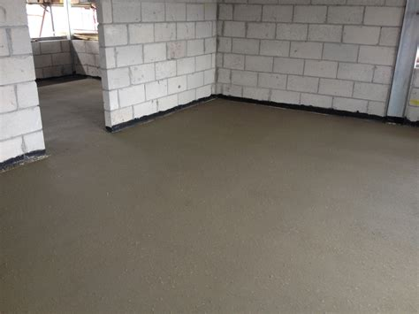 How To Sand Concrete Floor sand cement floor screed floor screed kilsaran create