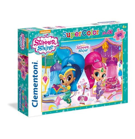 Shimmer And Shine My Puzzle Book shimmer and shine puzzles 282599 for only 163 5 56 at merchandisingplaza uk