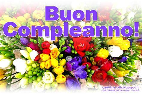 foto mazzo di fiori per compleanno cdb cartoline per tutti i gusti cartolina buon compleanno